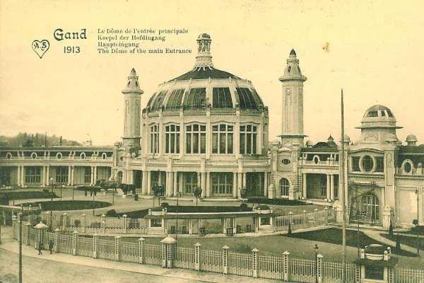hoofdingang 1913
